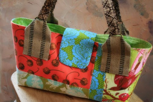 Handmade Purses by Vicki Ray