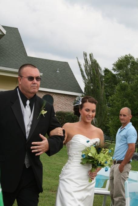 DIY Wedding Peacock Theme